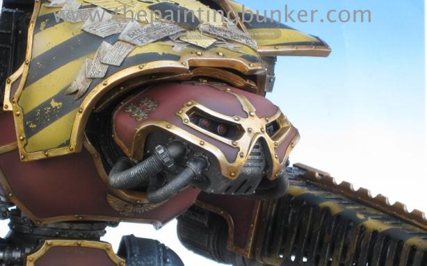 Forge World Reaver Titan 4 via www.thepaintingbunker.com