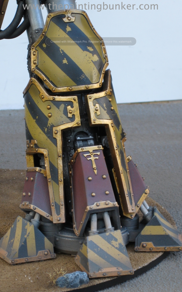 Forge World Reaver Titan 5 via www.thepaintingbunker.com