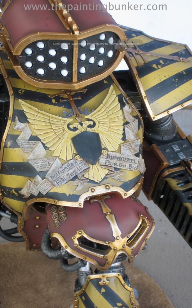 Forge World Reaver Titan 6 via www.thepaintingbunker.com