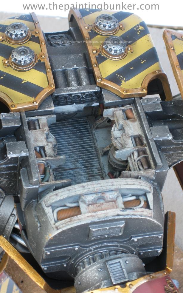 Forge World Reaver Titan 7 via www.thepaintingbunker.com