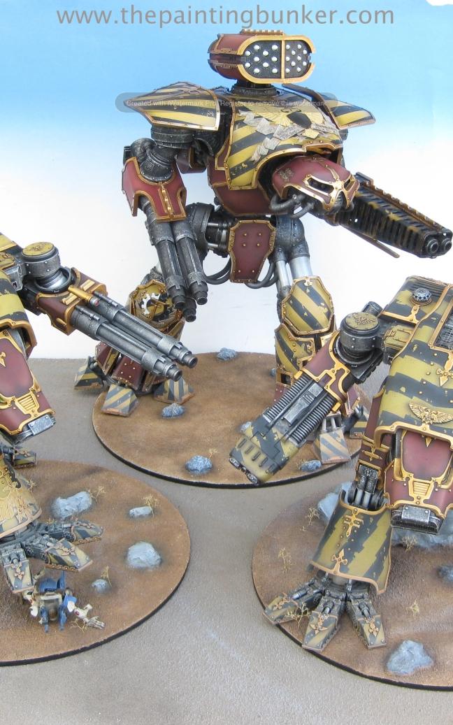 Forge World Reaver Titan 8 via www.thepaintingbunker.com