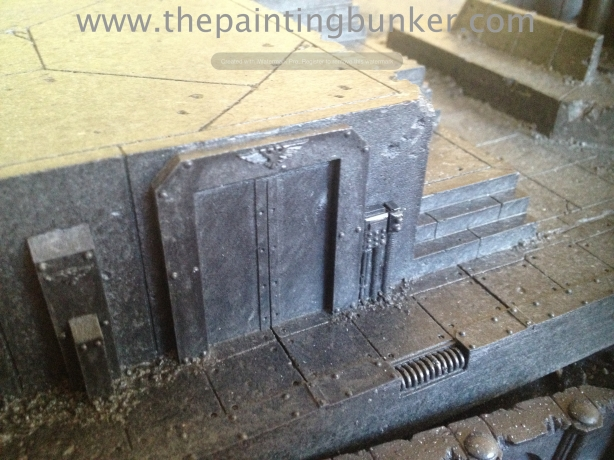 Forge World Realm of Battle Cityscape Board 3 via www.thepaintingbunker.com