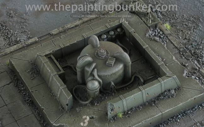 Forge World Realm of Battle Cityscape Generatorum Sector 2 via www.thepaintingbunker.com
