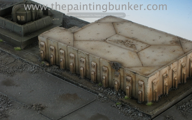 Forge World Realm of Battle Cityscape Generatorum Sector 5 via www.thepaintingbunker.com