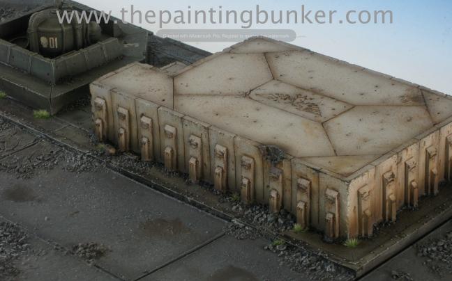 Forge World Realm of Battle Cityscape Generatorum Sector 5 via www.thepaintingbunker.com