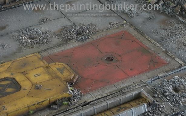 Forge World Realm of Battle Cityscape Generatorum Sector 7 via www.thepaintingbunker.com