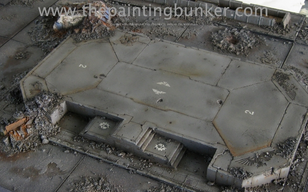 Forge World Realm of Battle Cityscape Primus Sector 1 via www.thepaintingbunker.com