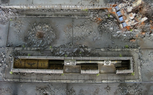 Forge World Realm of Battle Cityscape Primus Sector 4 via www.thepaintingbunker.com