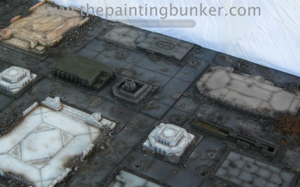 Forge World Realm of Battle Cityscape 1 via www.thepaintingbunker.com