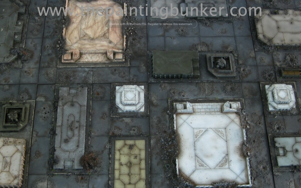 Forge World Realm of Battle Cityscape 10 via www.thepaintingbunker.com