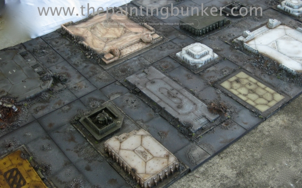 Forge World Realm of Battle Cityscape 2 via www.thepaintingbunker.com