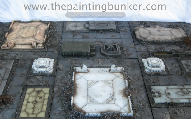 Forge World Realm of Battle Cityscape 3 via www.thepaintingbunker.com