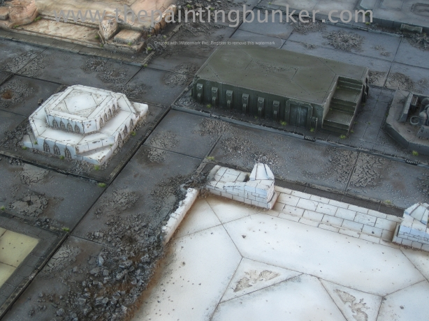 Forge World Realm of Battle Cityscape 5 via www.thepaintingbunker.com