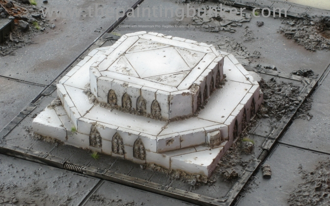 Forge World Realm of Battle Cityscape Concourse Sector 3 via www.thepaintingbunker.com