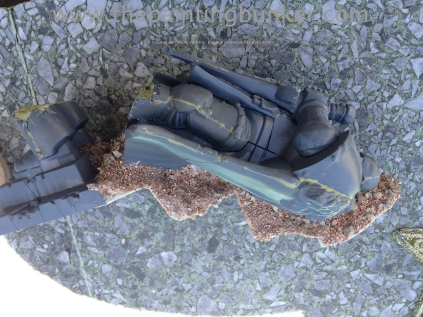 Forge World Realm of Battle Cityscape Concourse Sector Honored Imperium Statue 8 via www.thepaintingbunker.com