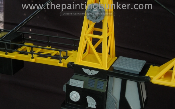 Forge World Realm of Battle Cityscape Generatorum Sector Crane 5 via www.thepaintingbunker.com