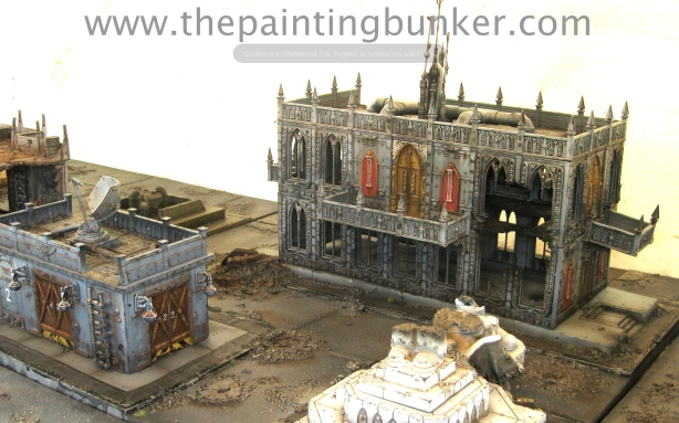 Forge World Realm of Battle Cityscape Concourse Sector 2