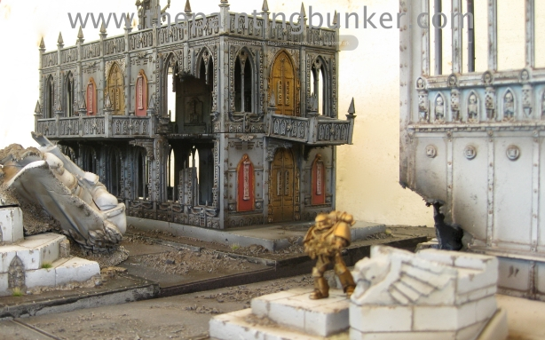 Forge World Realm of Battle Cityscape Concourse Sector 4