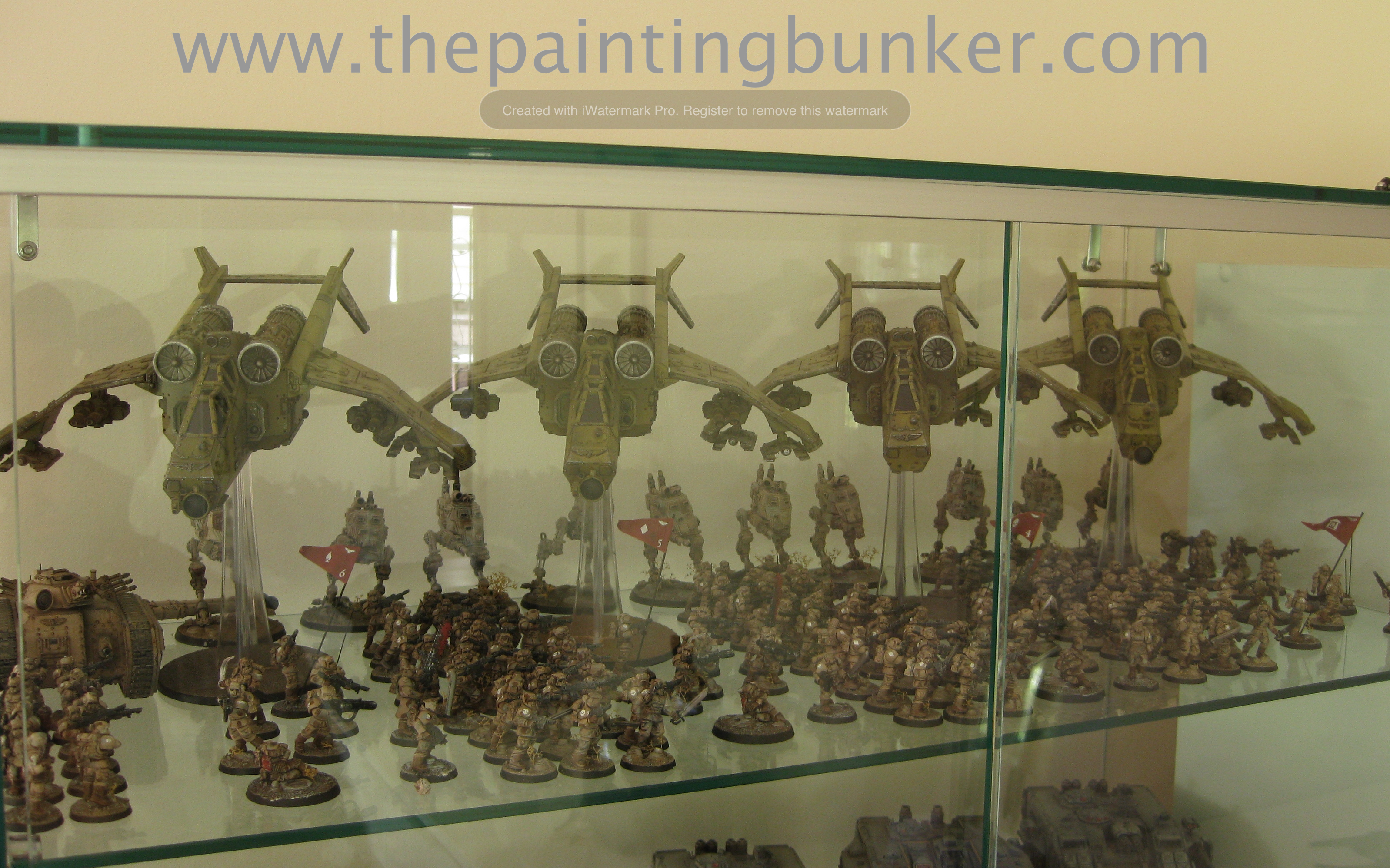 Man Cave Achievement Unlocked – The Display Cabinet | The Painting ...