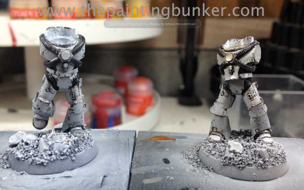 How to paint World Eater Space Marines 10