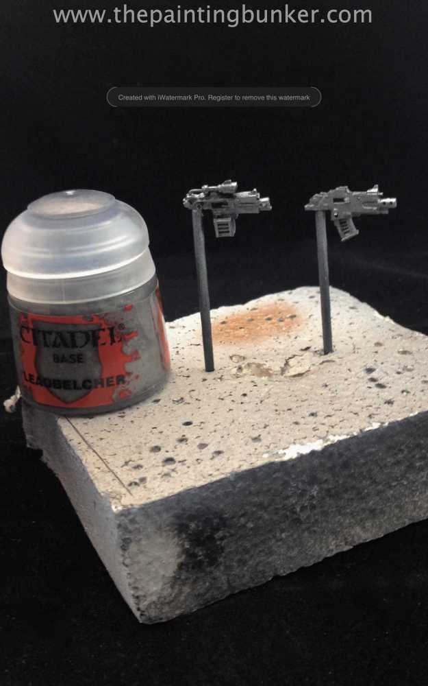 How to paint World Eater Space Marines (3/6)