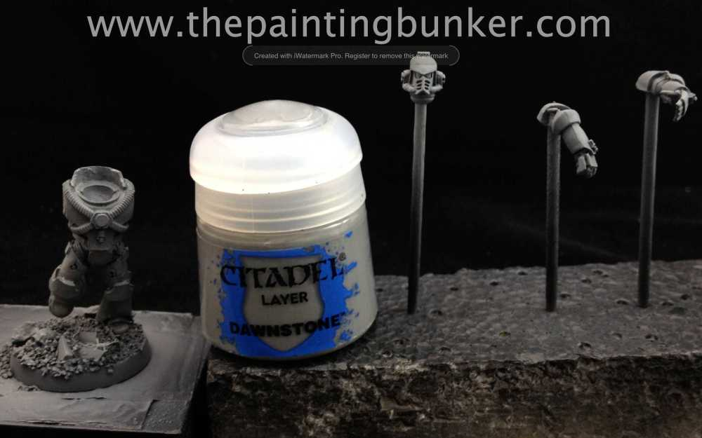 How to paint World Eater Space Marines (5/6)
