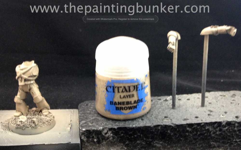 How to paint World Eater Space Marines (6/6)