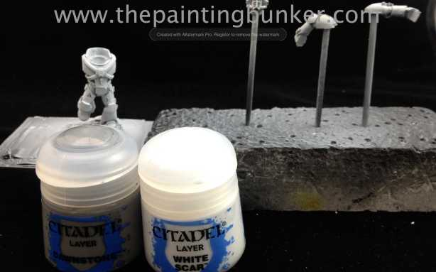 How to paint World Eater Space Marines 7