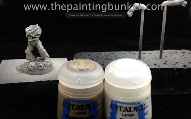 How to paint World Eater Space Marines 8