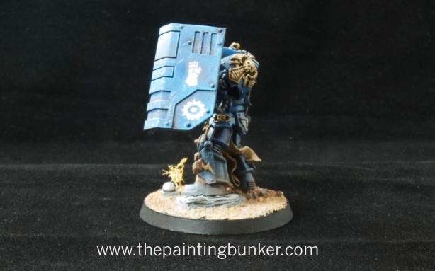 Librarian in Terminator Armour 3