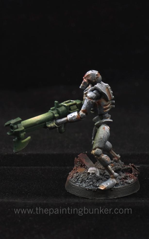 Necron Warrior 2