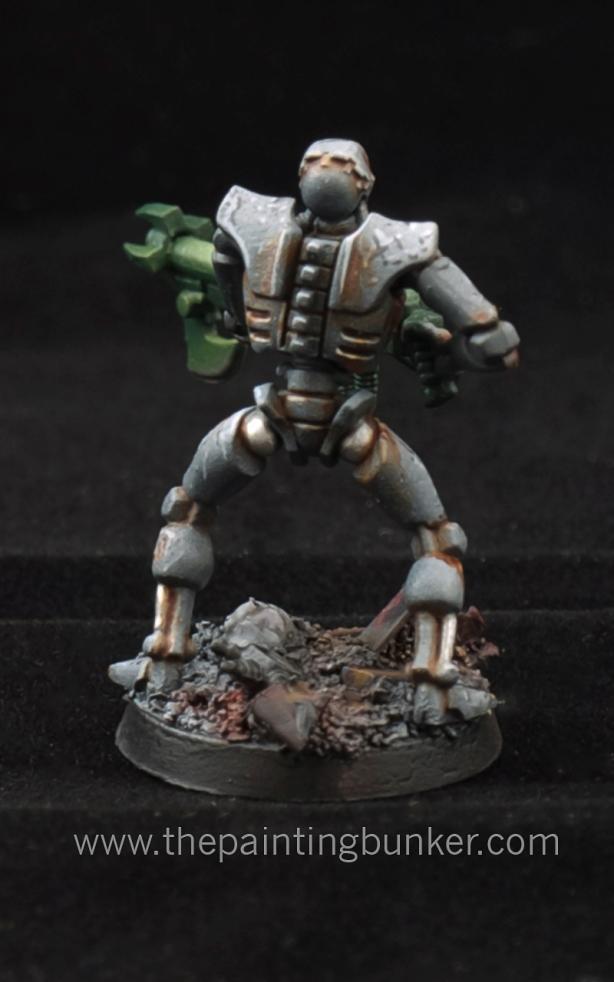 Necron Warrior 3