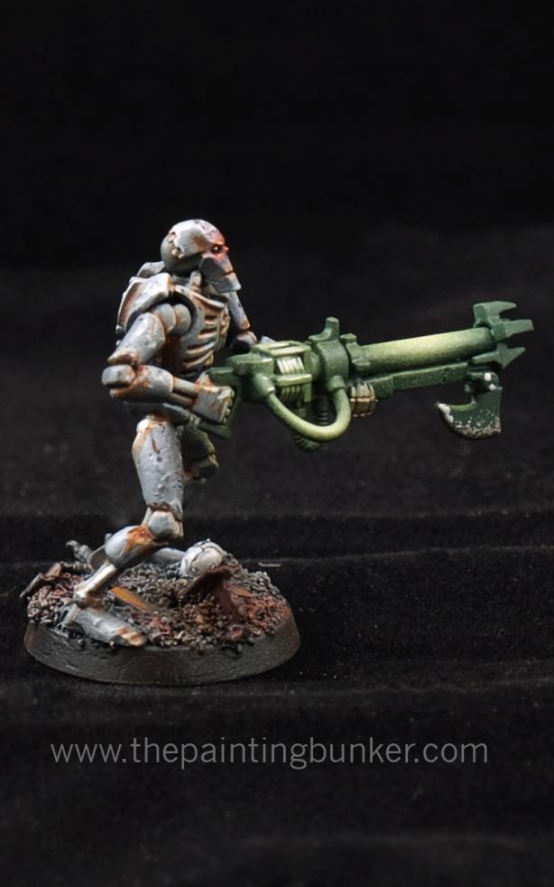 Necron Warrior 4