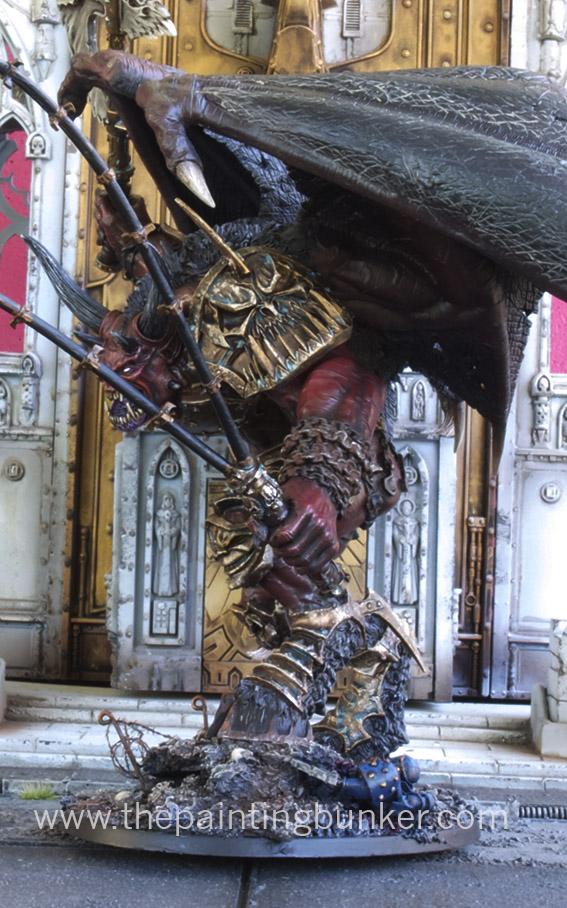 Forge World Blood Thirster of Khorne - Finished! (3/6)