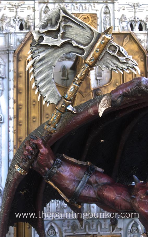 Forge World Blood Thirster of Khorne - Finished! (6/6)