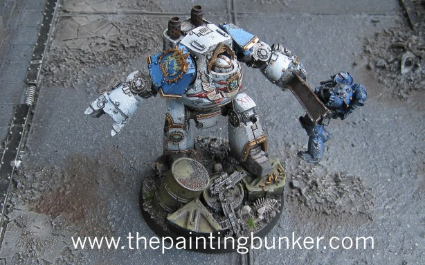 World Eater Contemptor Dreadnought 2