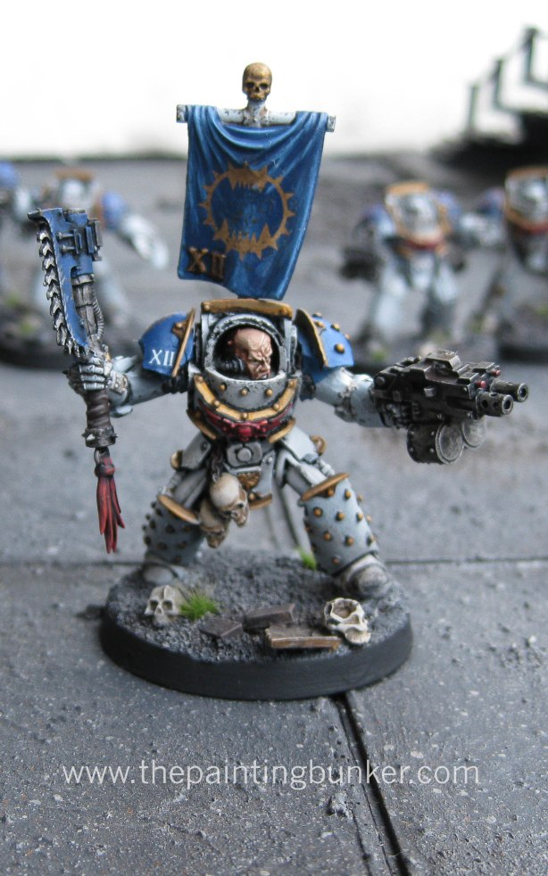 World Eaters Terminator Squad 2