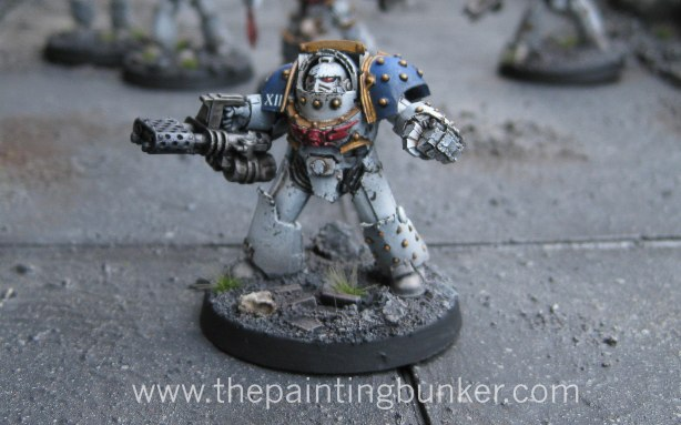 World Eaters Terminator Squad 3