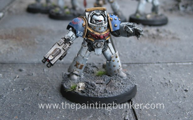 World Eaters Terminator Squad 4
