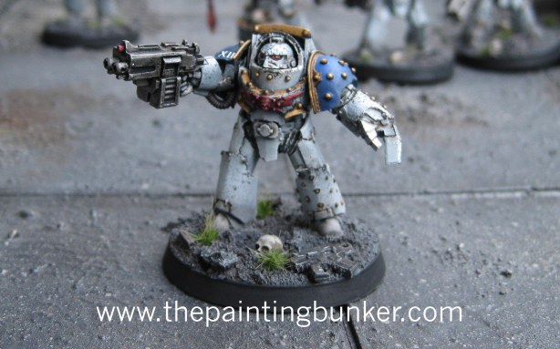 World Eaters Terminator Squad 5