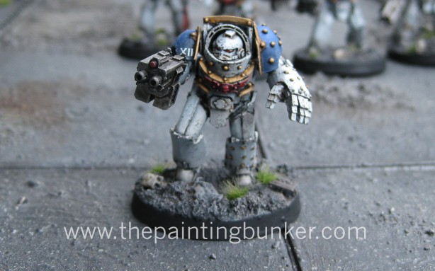 World Eaters Terminator Squad 6