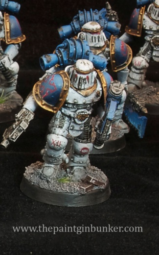 World Eaters Rampager Legionaire 1