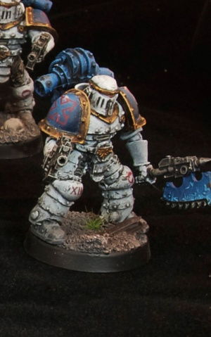 World Eaters Rampager Legionaire