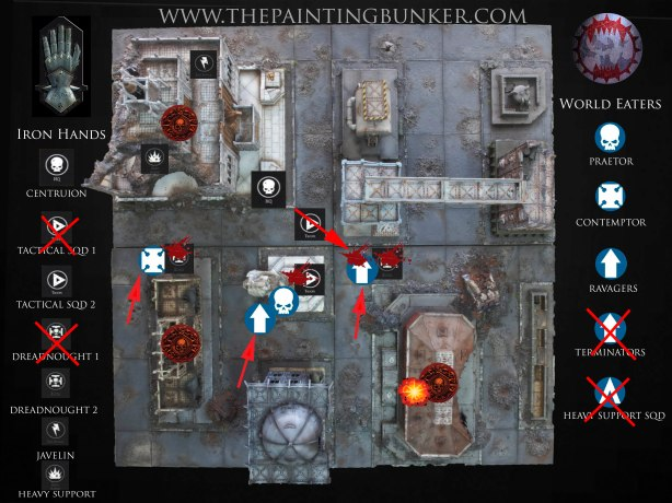 Forge World Realm of Battle Board Fourth Turn