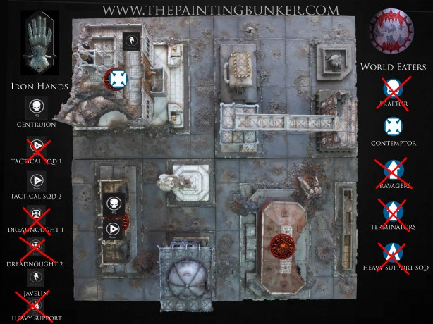 Forge World Realm of Battle Board seventh Turn