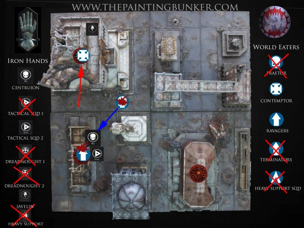 Forge World Realm of Battle Board Sixth Turn