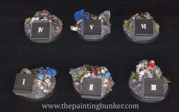 World Eater Objective Marker Front