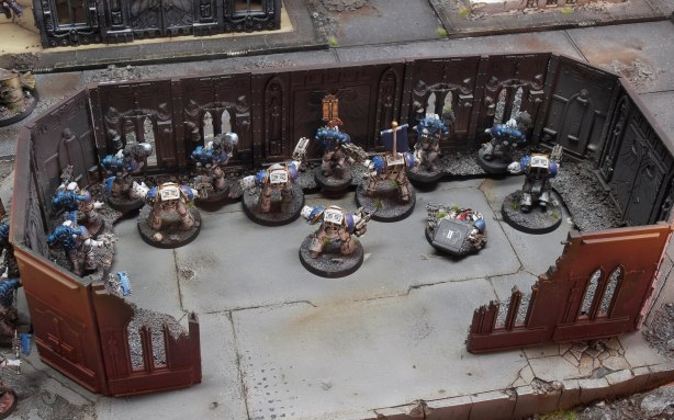 World Eaters deployment 2