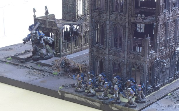 World Eaters Turn two 1