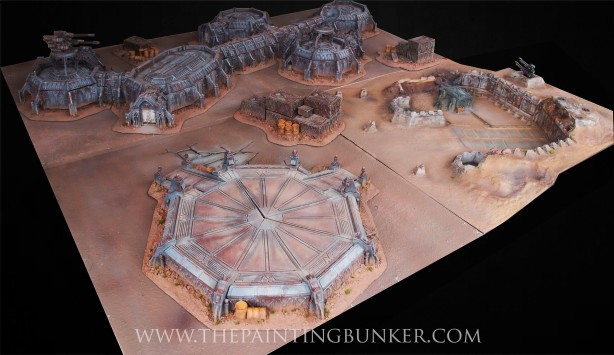 Forge World Anphelion Base 1